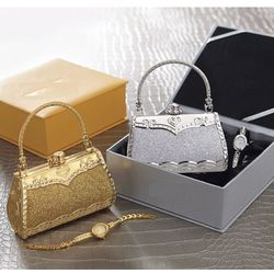 Watch and Pursette Gift Set