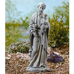 "20"" St. Joseph Outdoor Statue"