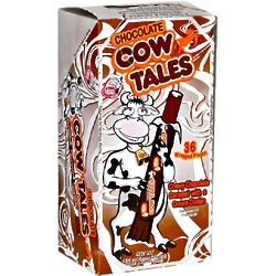 Chocolate Flavor Cow Tales