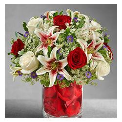 Be Mine Floral Arrangement
