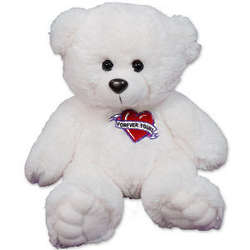 Personalized Forever Yours Plush Bear