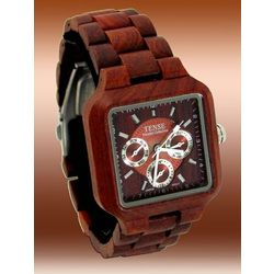 Men's Multi-Dial Summit Series Sandalwood Watch