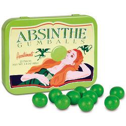 Absinthe Gumballs