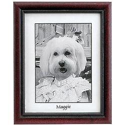 Personalized Pet Body Framed Portrait