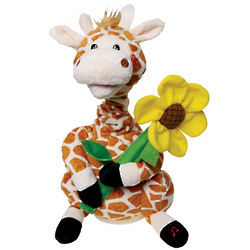 Gerry the Singing Giraffe