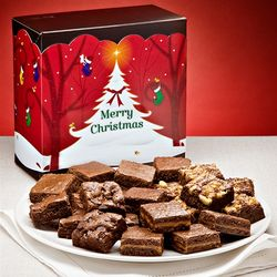 Christmas Magic Morsels 2 Dozen Brownies