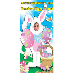 Personalized Bunny Photo Stand In