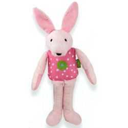 Extra Cuddly Bunny Softie Stuffed Animal