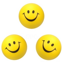 Mini Smile Squeeze Balls
