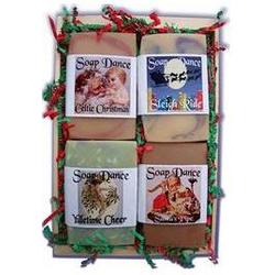 Christmas Soap Gift Box