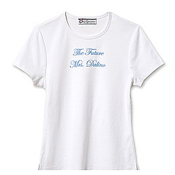 """Personalized """"The Future..."""" T-Shirt"""