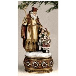 St Nicholas Statue Prayer Box