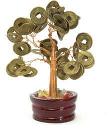 Asian Lucky Coin Money Tree