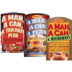 A Man a Can a Plan Cookbook