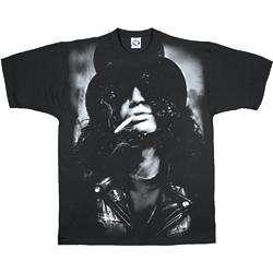 Slash Wearing Top Hat T-Shirt