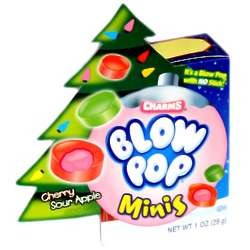 Blow Pop Minis Holiday Box