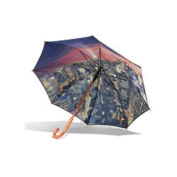 Manhattan Skyline Umbrella