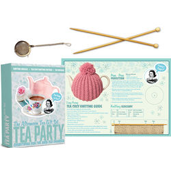 Afternoon Tea Party Knitting Gift Set