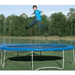 14-Foot Outdoor Trampoline