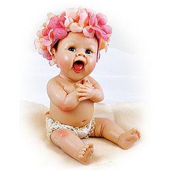 I Was Born Cute Miniature Baby Doll