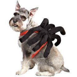 Dog's Black Spider Harness
