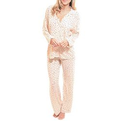 Sleep Chic Long Sleeve Pajamas