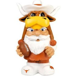 Texas Longhorns Mad Hatter Gnome