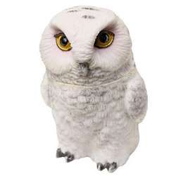 Snowy Owl Trinket Box