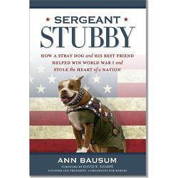 Sergeant Stubby - WWI Dog Book
