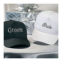 Personalized Wedding Baseball Cap