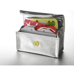 Simply Silver Card Cubby