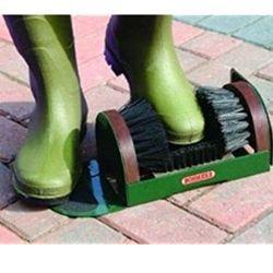Outdoor Boot Scraper & Brush