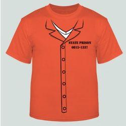 Prisoner Jumpsuit T-Shirt