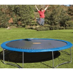 15-Foot Outdoor Trampoline