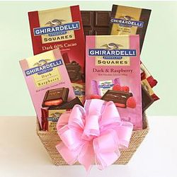 Chocolate Gift Basket for Mom