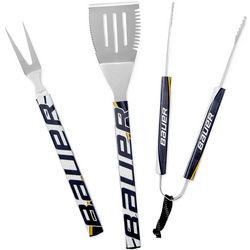 Hockey Stick BBQ Tool Set