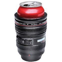 Camera Zoom Lens Koozie