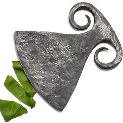 Recycled Steel Herb Chopper