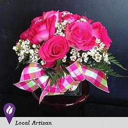 Cute Cube Bouquet