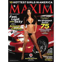 Maxim Magazine Subscription