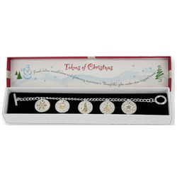 Holiday Charms Bracelet