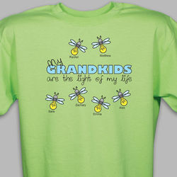 Personalized Light of My Life T-Shirt