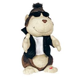 Chubby Chester Dancing Stuffed Animal