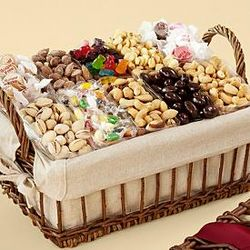 Sugar Free Sweets and Savories Gift Basket