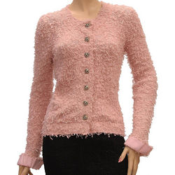 Dolce and Gabbana Pink Sweater