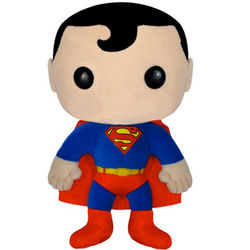 Superman Plushie Toy
