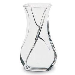 Small Serpentin Crystal Vase