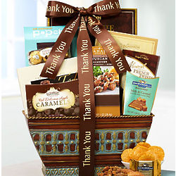 You're the Best Thank You Gourmet Gift Basket