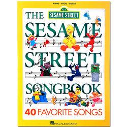 The Sesame Street Songbook: 40 Favorite Songs