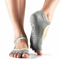ToeSox Bella Half Toe Grip Socks